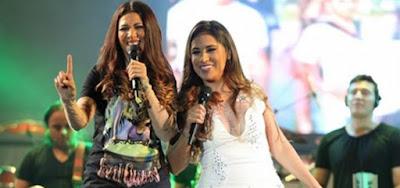 Cantora da banda 'As Coleguinhas' pede desculpas aos fãs após confusão