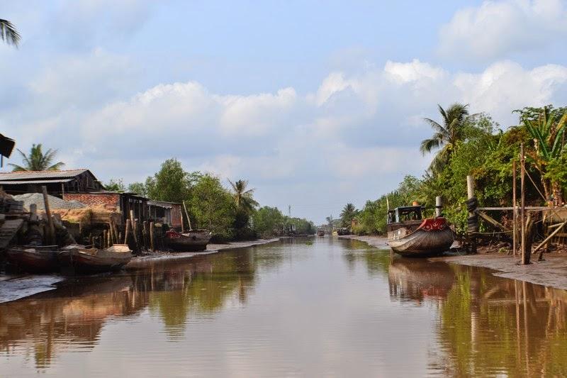 Mékong, Vietnam, Cai Be