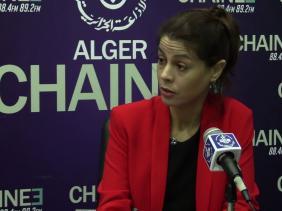 هدى فرعون : توظيف أكثر من 5000 عامل في بريد الجزائر خلال 2017