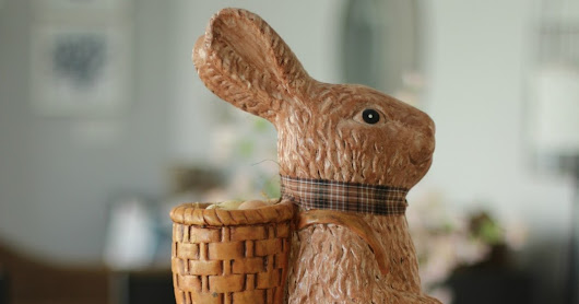 LOVE OF HOMES: Easter/Spring Decor...