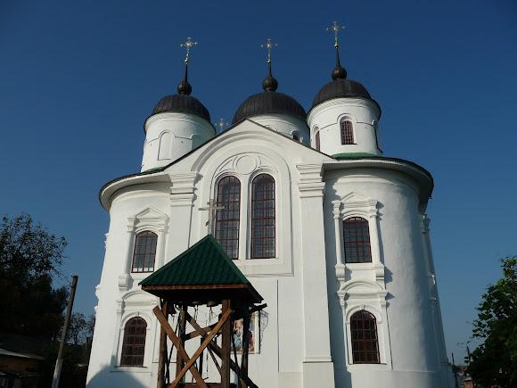 Нежин. Свято-Благовещенский монастырь.  Памятник архитектуры