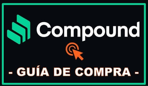 Comprar y Guardar en Monedero Compound (COMP) Guía de Compra Actualizada Compound (COMP) COIN