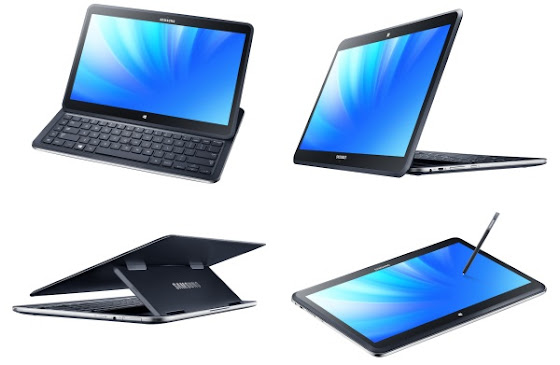Samsung ATIV Q Specs and Features