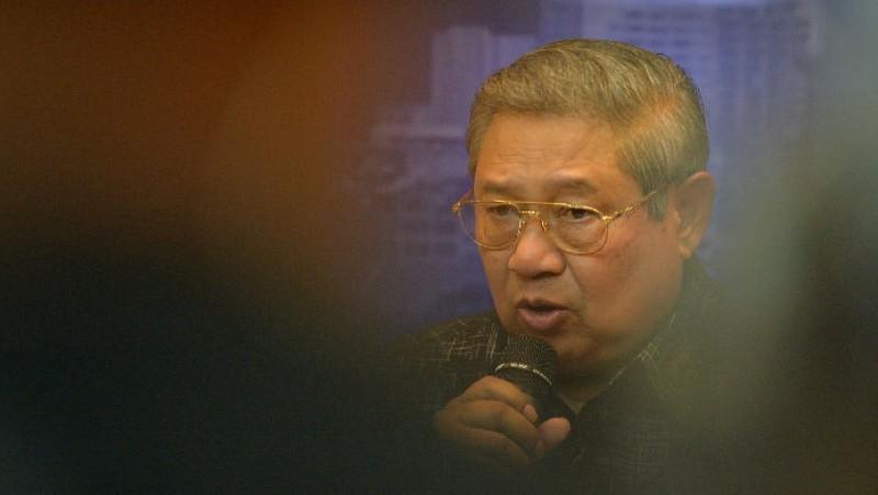 SBY gelar konferensi pers soal penyadapan
