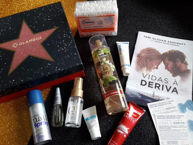 GLAMBOX HOLLYWOOD STAR