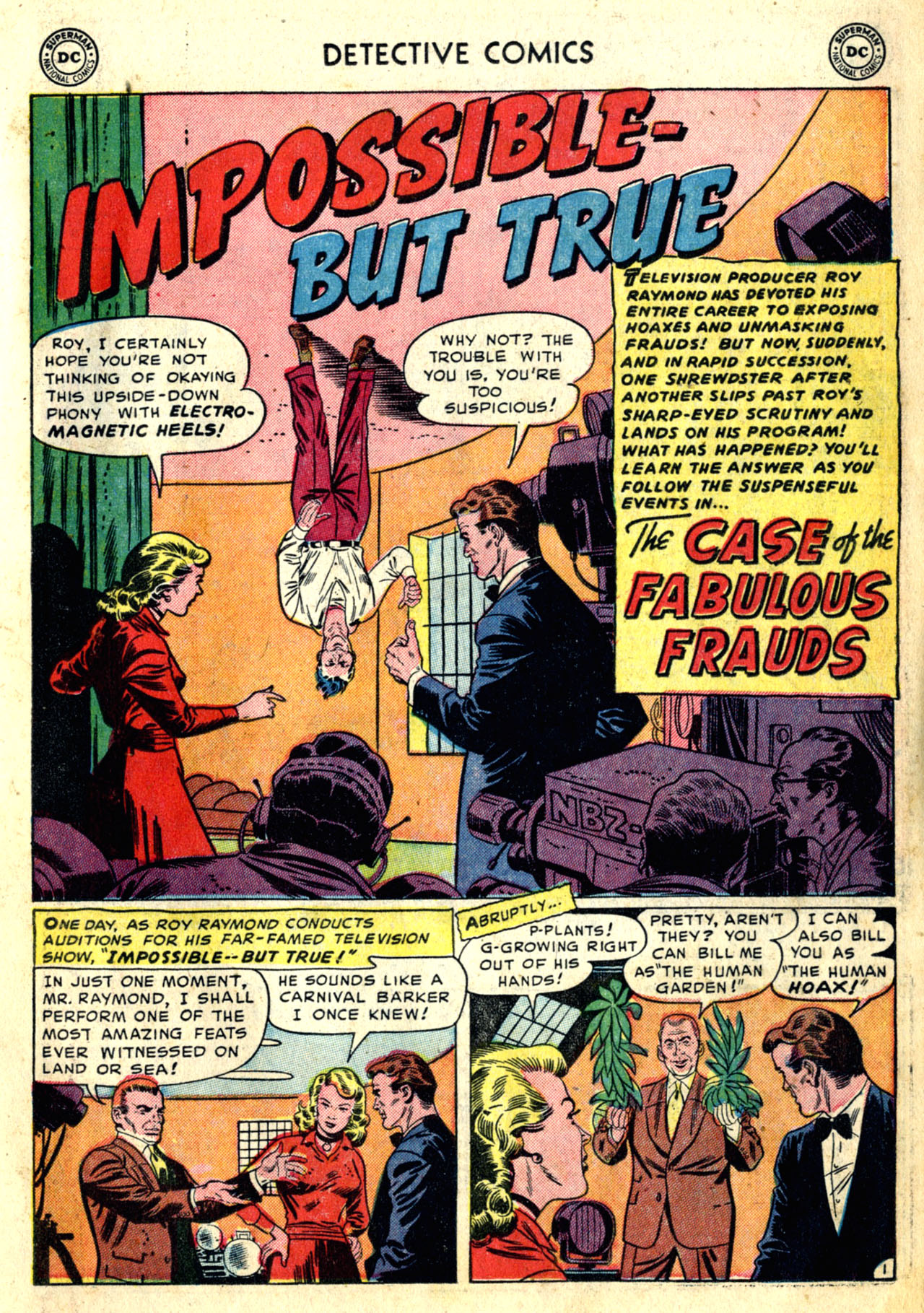 Detective Comics (1937) 192 Page 16