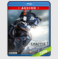 Chappie (2015) HD BrRip 720p Audio Dual LAT-ING