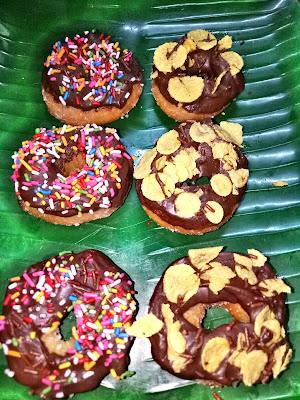 Donut,resepi donut, donut viral, resepi donut dunkin, donut dunkin murah,blog resepi , donu salut coklat, donut cornflakes, donut gebu, tips donut gebu