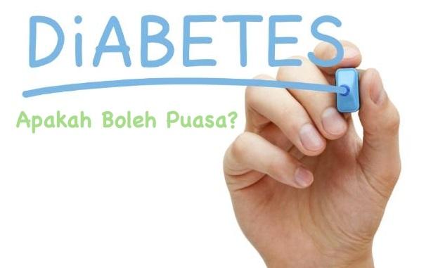 Tips Sehat Puasa Bagi Penderita Diabetes