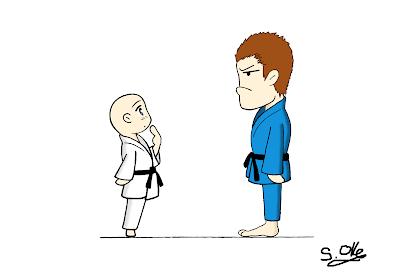 Présentation ecole de judo des mines