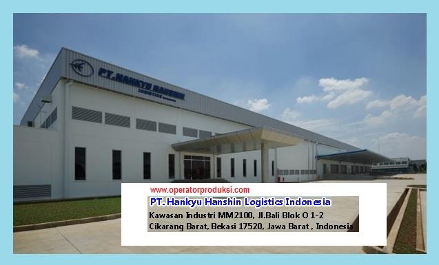 Operator Forklift PT Hankyu Hanshin Logistics Indonesia (HHLI) MM2100 Cibitung