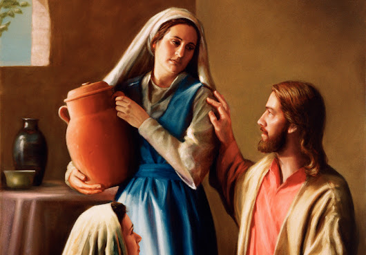 The Point of the Story of Mary and Martha