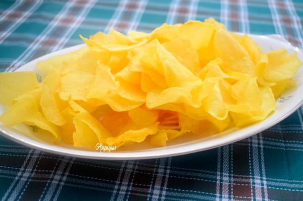 Patatas Fritas de la Abuela Pili