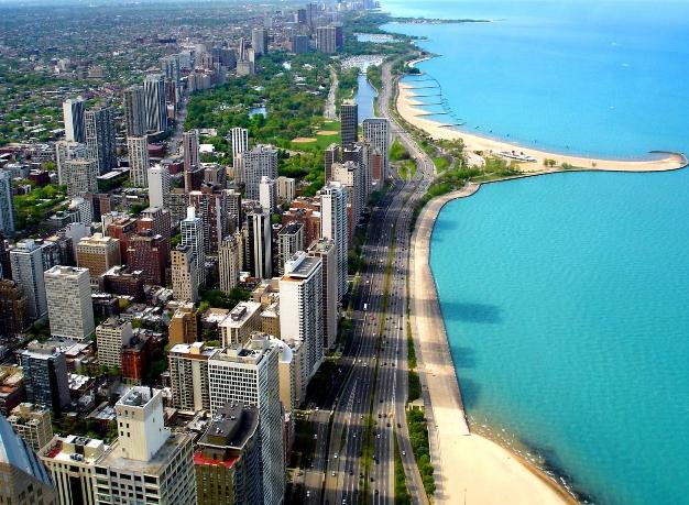 Miami alta temporada - Praia e Verão