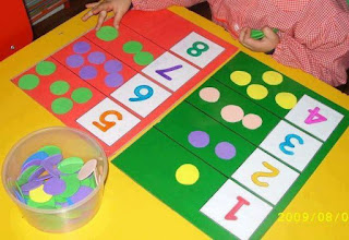 Mathematical Activities for kids