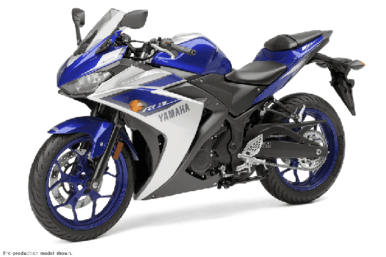 All New Yamaha YZF-R3