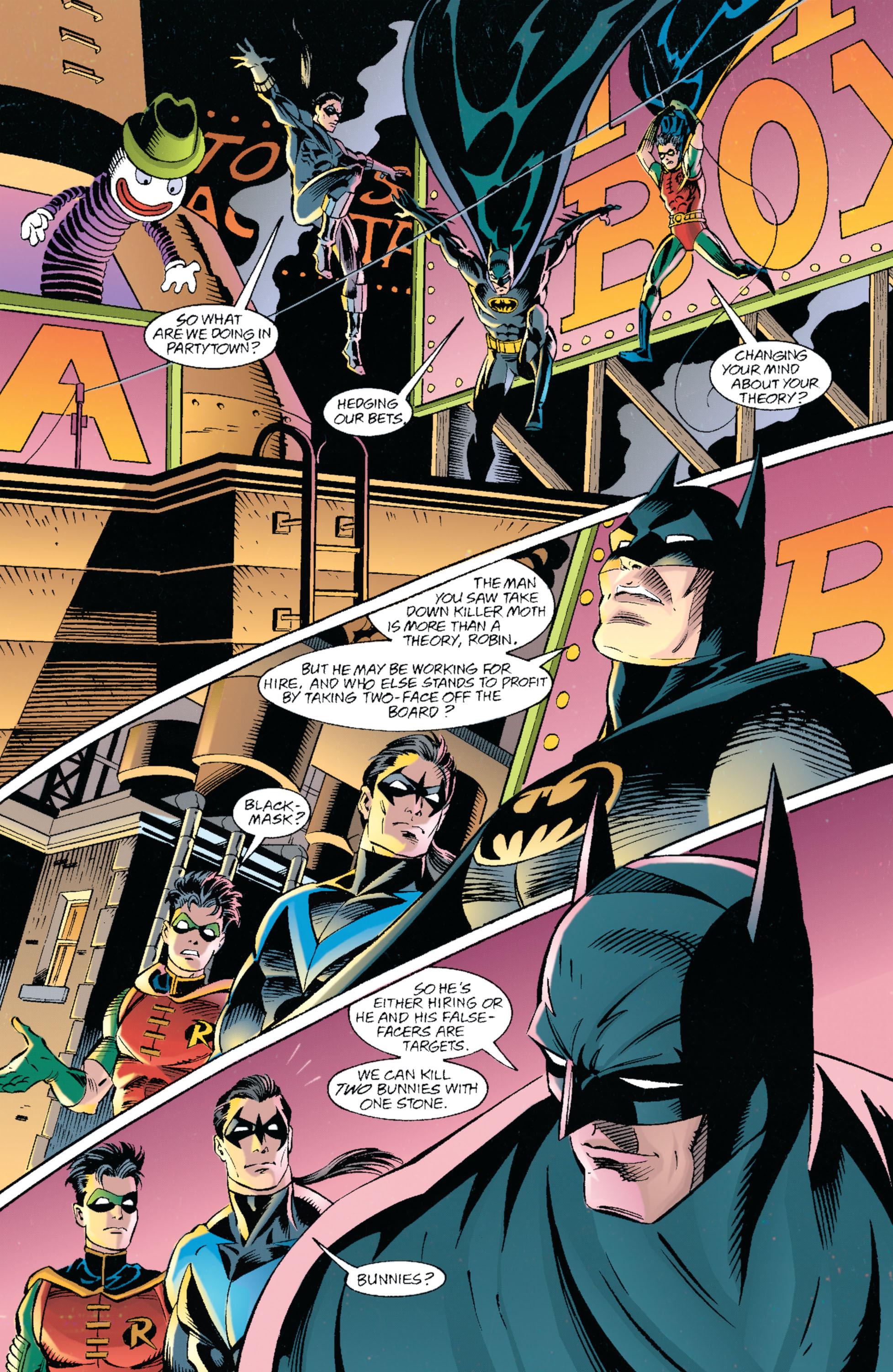 Detective Comics (1937) 697 Page 9
