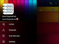Download BBM MOD Rainbow in The Dark APK v3.1.0.13 [Full Color] Un Clone
