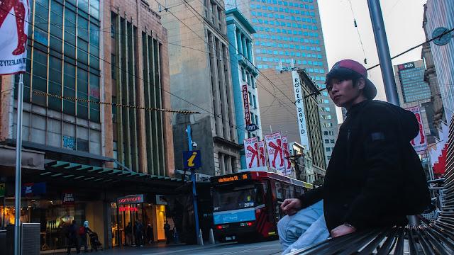 Ray Tan 陳學沿 (raytansy) ; Melbourne City (CBD) @ Victoria, Australia 墨尔本市区 澳洲澳大利亞 維多利亞州
