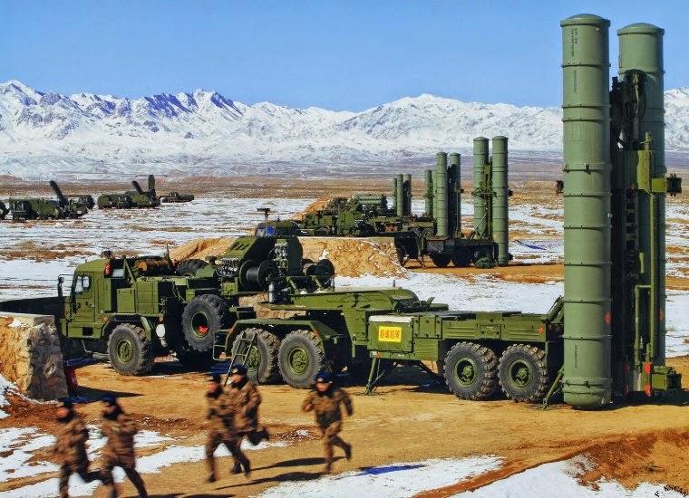 AS Pusing Menembus Pertahanan Udara Terbaru Rusia