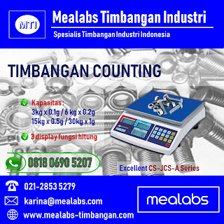 Timbangan Counting Excellent
