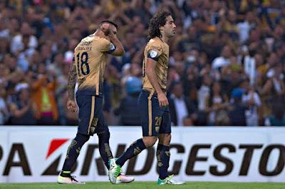 Pumas pierde en cuartos de final
