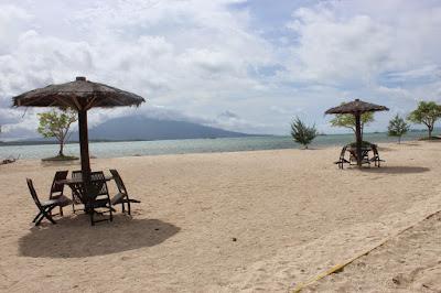 Pantai Embe di Kalianda Lampung Selatan