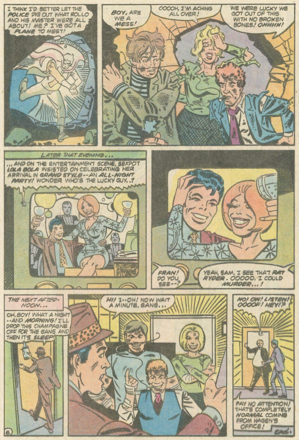 Read online World's Finest Comics comic -  Issue #253 - 50