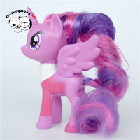 My Little Pony School of Friendship Twilight Sparkle Brushable