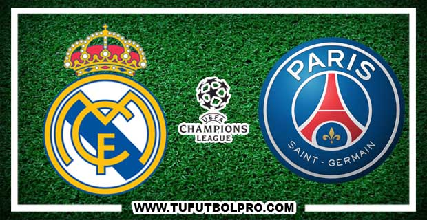 Ver Real Madrid vs PSG EN VIVO Por Internet Hoy 14 de febrero de 2018