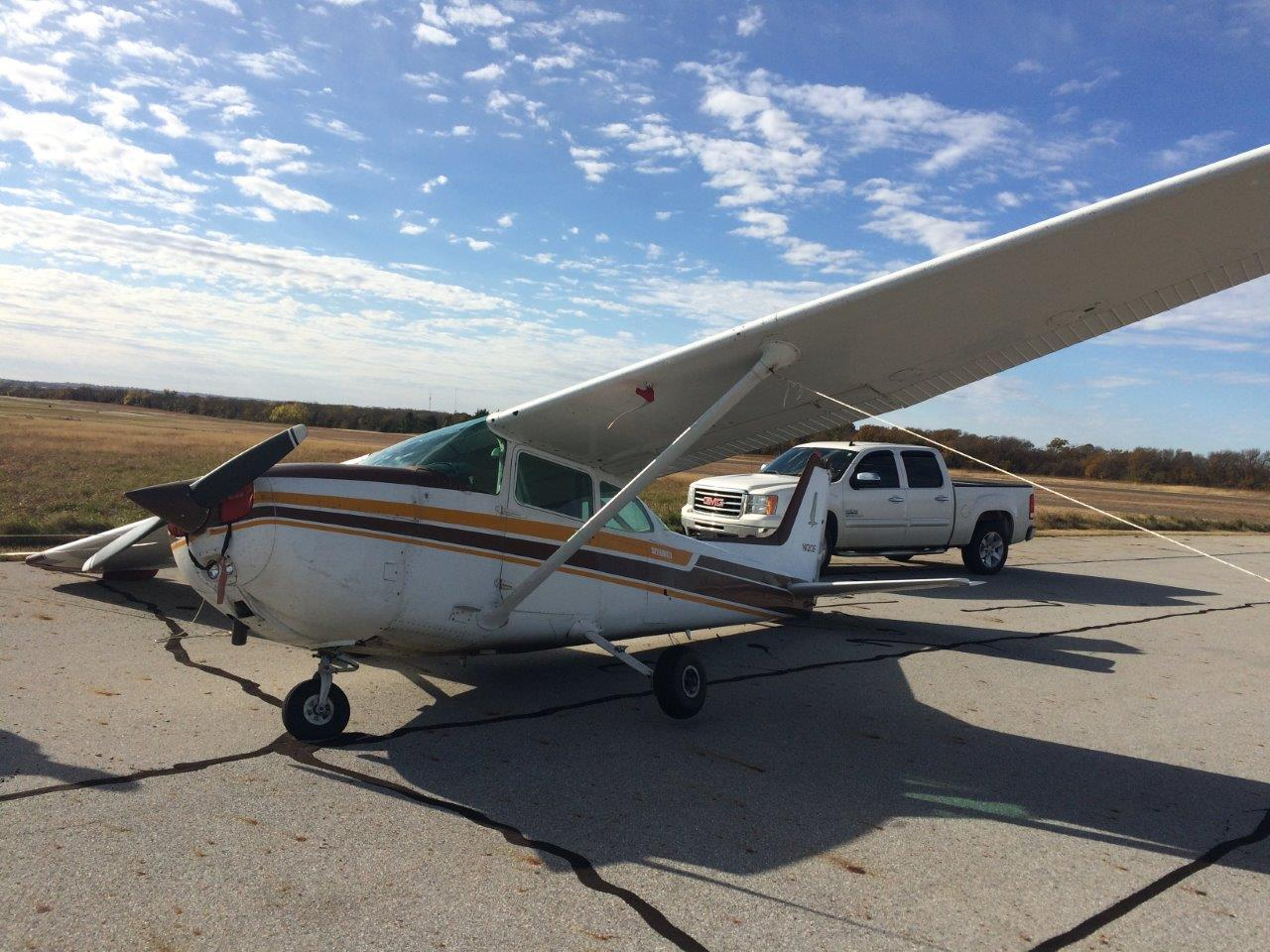 Aircraft Dallas Salvage