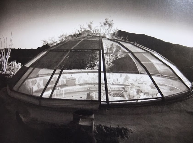 Frank Lloyd Wright Arizona >> Dome House / Soleri & Mills