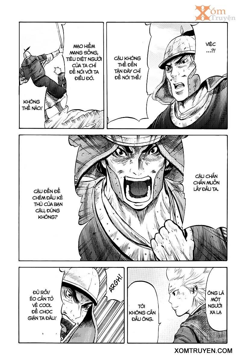 Horizon (okada takuya) chap 9 trang 7