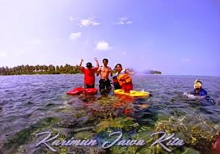 wisata laut pulau karimunjawa