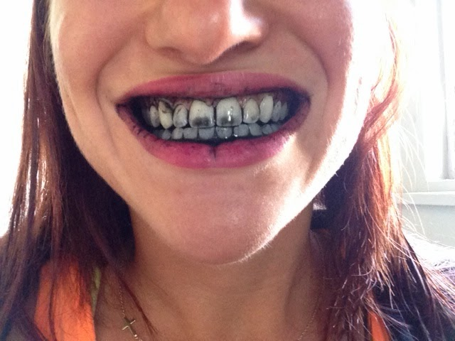 Naturally Whiten Teeth With Activated Charcoal From Flab To Fab