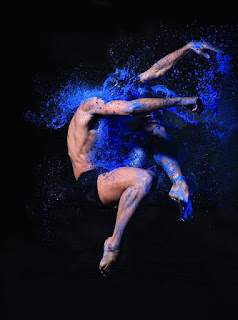Dancer Christian Squires
