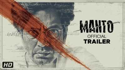 Manto 2018 Hindi Full Movie Free Download 300MB CAMRip