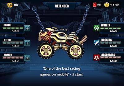 Download Game Mod Mad Truck Challenge Racing MOD APK (Unlimited Money) v3.0 Offline