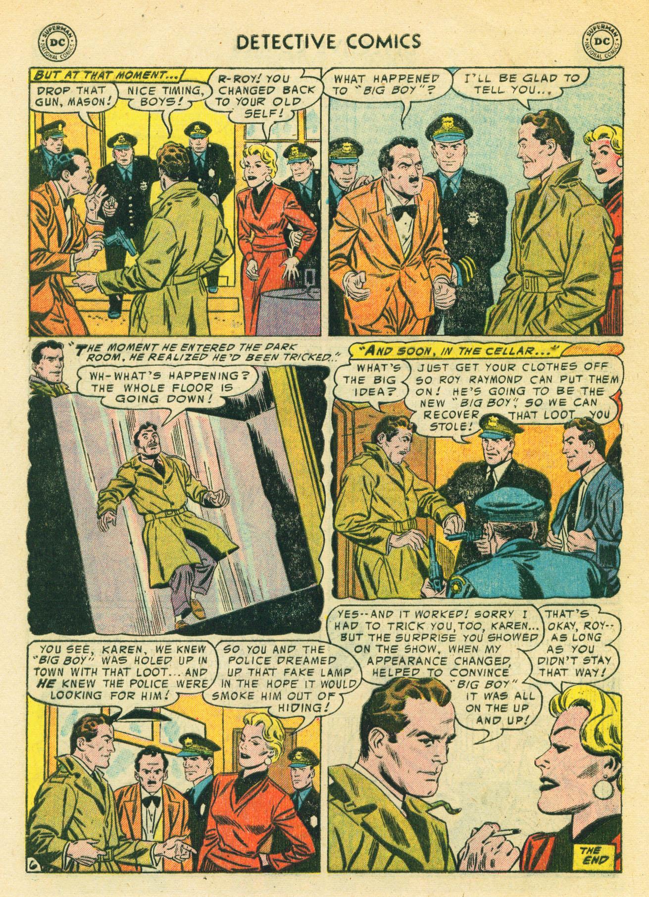 Detective Comics (1937) 224 Page 31