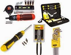Stanley | Black & Decker Hand Tools – Flat 60% Off on Home Improvement Tools@ Flipkart (Limited Period Deal)