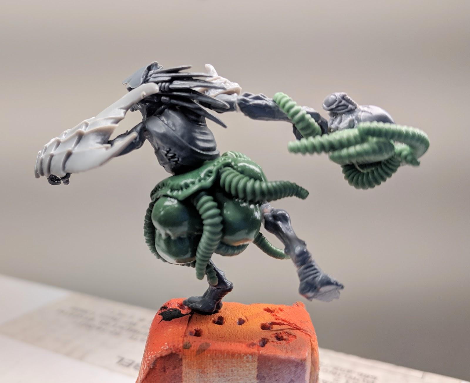 Symbiont genestealer cult citadel GW Warhammer 40k Tyraniden tyranids