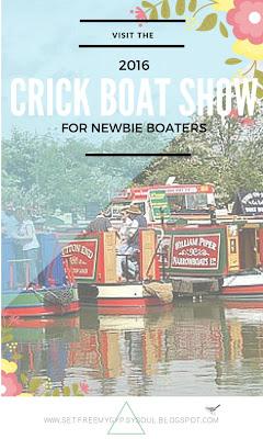 crick boat show 2016
