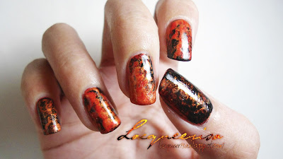 Lacqueerisa: Volcanic Nails