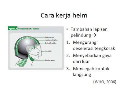 Helm SNI, Bukti Kasih Indonesia terhadap Anda