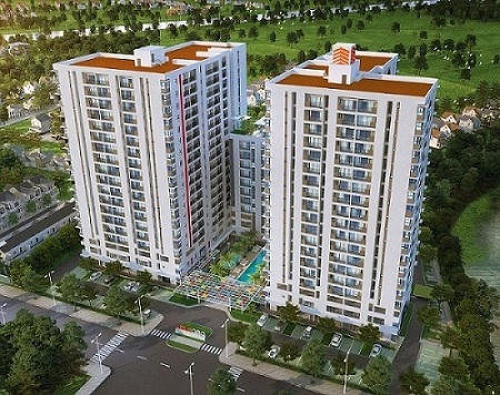 Dự án căn hộ Hausneo - Căn hộ quận 9 giá dưới 1 tỷ