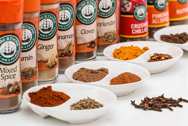 spicy, pepper, foods