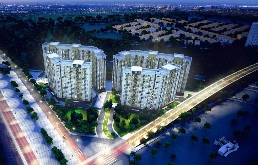 Chung cu Xuan Mai Complex