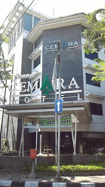 Grand Cemara Hotel
