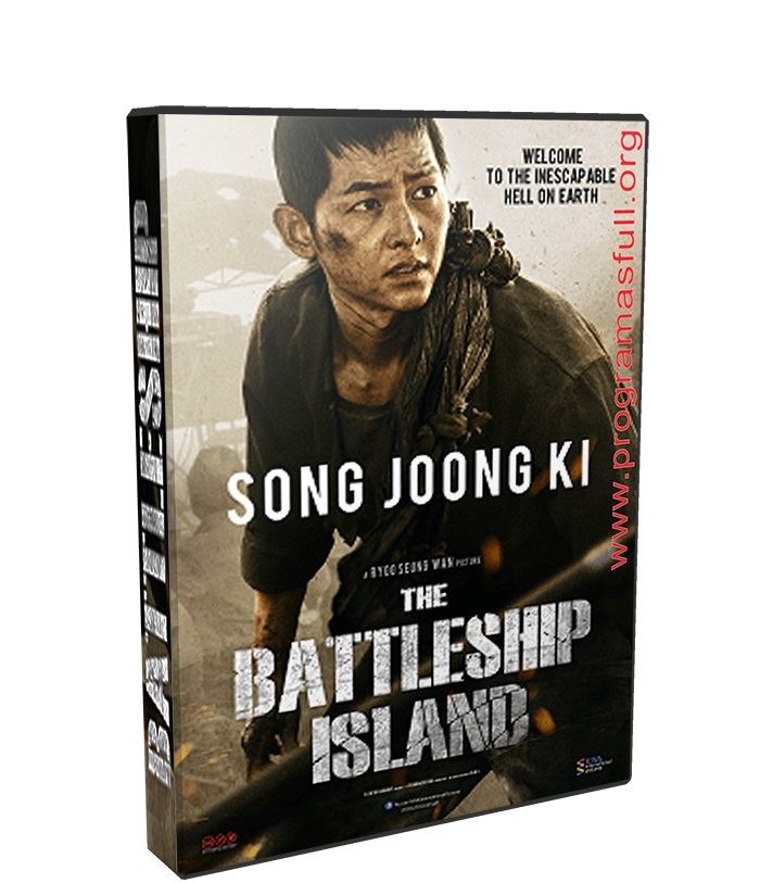 the battleship island HD 720p y HD 1080p poster box cover