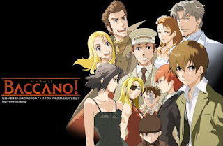 Baccano BD Subtitle Indonesia + 3 OVA